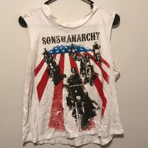 Sons of Anarchy tank top